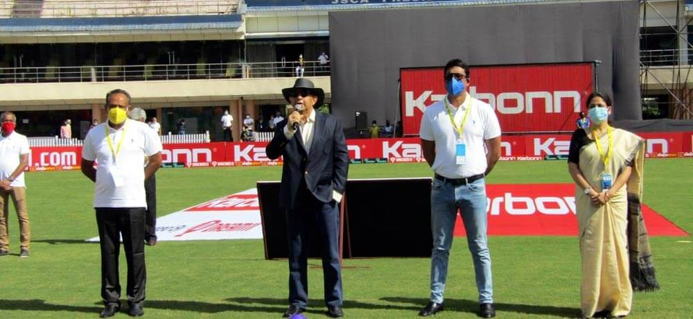 Karbonn Jharkhand T20 League's Opening Ceremony