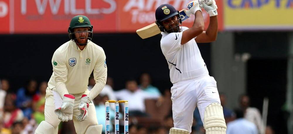 India and South Africa Test Match